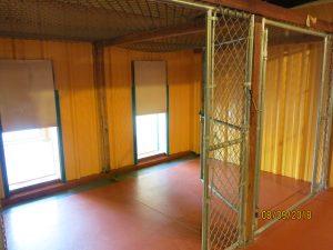 King Suite inside